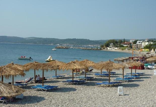 Agia Fotia (Agia Fotini) Plajı