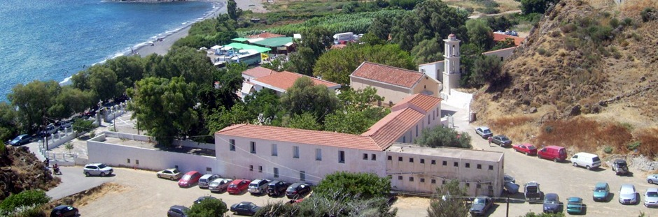 Agia Markella Manastırı