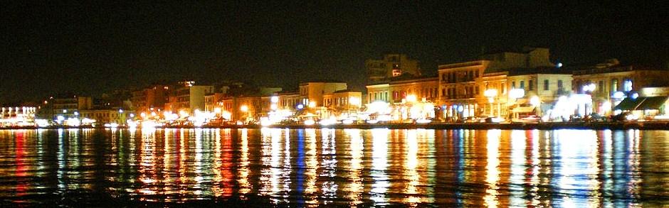 Sakız Adası'nda Gece Hayatı
