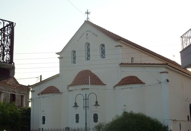 volissos-koyu-kilise
